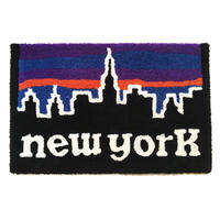 "【ラス1】Second Lab ""new york"" RUG"