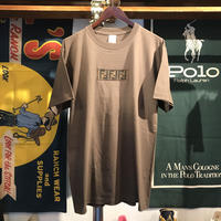 "AnotA ""FOX"" tee (Brown)"