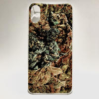 """【web限定】visualreports """"REAL FOREST"""" iPhone case (Clear/iPhone X/XS/XR)"""