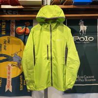 "【残り僅か】RUGGED ""real/fake""light weight nylon jacket (Neon Yellow)"