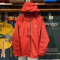 """【残り僅か】RUGGED """"real/fake""""light weight nylon jacket (Red)"""