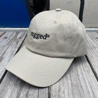 """RUGGED """"rugged®︎"""" adjuster cap (Beige)"""