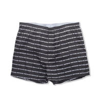 【ラス1】HUF × PENTHOUSE SILK BOXER SHORT (Black)