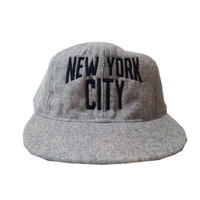 "【ラス1】COOPERS TOWN ""NEW YORK CITY"" BALL CAP (Gray)"