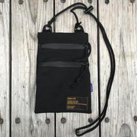 【ラス1】RUGGED sacosh bag (Black)