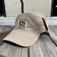 BEN DAVIS Unstructured Ball Cap (Khaki)
