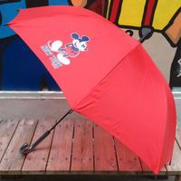 """【ラス1】SECOND LAB """"MICKEY NY""""Umbrella(Red)"""