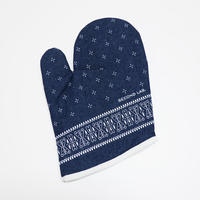 【残り僅か】SECOND LAB. BANDANA MITTEN(One wash)