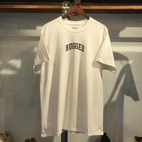 "【残り僅か】RUGGED ""SMALL ARCH"" tee (White)"
