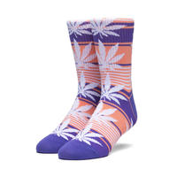 【ラス1】HUF PLANTLIFE STRIPE SOCK (Blue Iris)