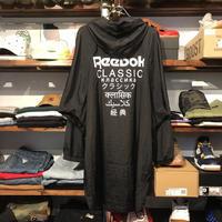 【残り僅か】Reebok Classic GP Poncho (Black)