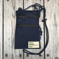 【残り僅か】RUGGED sacosh bag (Navy)