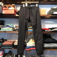 【残り僅か】NIKE jogger cotton brend nylon pants (Black)