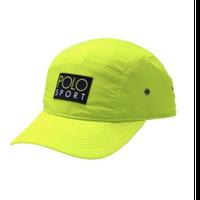 """【ラス1】POLO SPORT """"U.S.A"""" 5panel cap (Yellow)"""