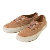 "【残り僅か】Vans ""Authentic Overwash Paisley"" ( GlzdGgr)"