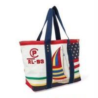 """【ラス1】POLO RALPH LAUREN """"RL-93"""" tote bag"""
