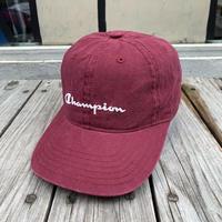 【ラス1】Champion adjuster cap (Burgundy)