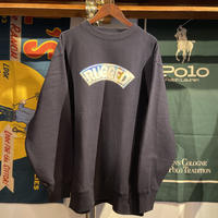 "【残り僅か】RUGGED ""SNOW ARCH"" heavy-wight sweat (Navy/12.0oz.)"