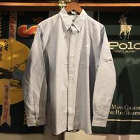 "RUGGED ""rugged®︎"" B.D oxford shirt (Blue)"
