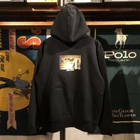 """【残り僅か】RUGGED """"HARD COCAINE"""" full-zip hoodie (Black)"""