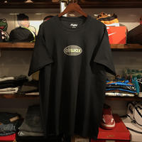 "【残り僅か】RUGGED ""airwax"" tee  (Black)"