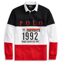"""【ラス1】POLO RALPH LAUREN """"1992"""" STADIUM  rugby shirt"""