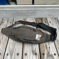 【残り僅か】Carhartt Remake waist bag (Dark Brown)