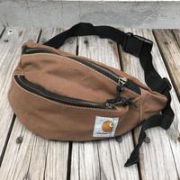 【残り僅か】Carhartt Remake waist bag (Carhartt Brown)