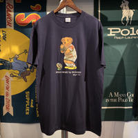 "【残り僅か】RUGGED ""POLO MARU"" tee (Navy)"