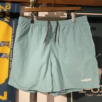 """【残り僅か】RUGGED """"rugged®️"""" nylon shorts (Mint)"""