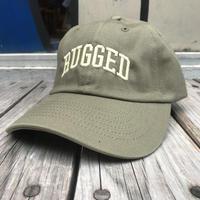 【ラス1】RUGGED ''ARCH LOGO'' adjuster cap (Olive)