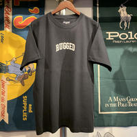 "【WEB限定】RUGGED ""SMALL ARCH"" tee (Black)"