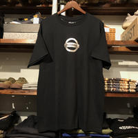 "【残り僅か】RUGGED ""GONE"" tee  (Black/Metallic)"