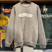 "【ラス1】RUGGED ""桜島"" ARCH sweat (Gray/10.0oz)"