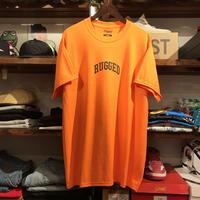 """【ラス1】RUGGED """"SMALL ARCH"""" tee  (Orange)"""