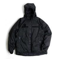 【web限定】Military PRIMALOFT GENⅢ Cold weather down jacket (Black)
