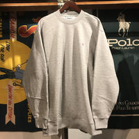 "【残り僅か】RUGGED ""old R"" pullover sweat (Gray/9.0oz)"