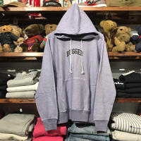 "【残り僅か】RUGGED on Champion ""small arch"" reverse weave sweat hoodie (Dalu Purple)"
