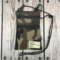 RUGGED sacosh bag (Woodland Camo)