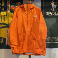 "【ラスト1】THE NORTH FACE ""HYVENT/BAKOSSI"" jacket (Mandarine)"
