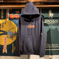"【ラス1】AnotA ""FOX "" sweat hoodie (Navy/10.0oz)"
