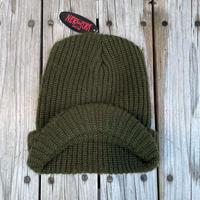 【ラス1】NEW YORK HAT CO. knit cap (green)