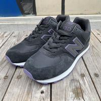 【ラス1】New Balance ML574 JHK (Black/Purple)
