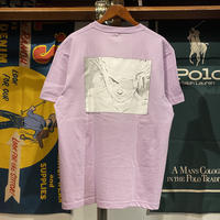 "【WEB限定/残り僅か】RUGGED ""Scouter"" tee (Light Purple)"
