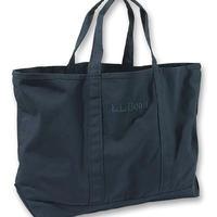 【残り僅か】L.L.Bean logo embroidery tote bag (Navy)