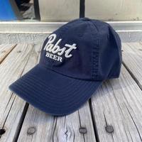 【ラス1】AMERICAN NEEDLE Pabst blue ribbon Embroidery adjuster cap