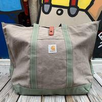 【ラス1】Carhartt remake tote bag (Khaki)