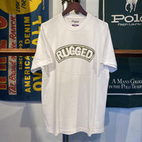 "RUGGED ""SUPER HIGH GRADE"" tee (White)"