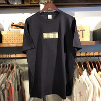 "【残り僅か】AnotA ""BOX"" tee (Navy)"