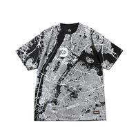 """【ラス1】EMISSION """"KOD-NYC"""" tee (Black)"""